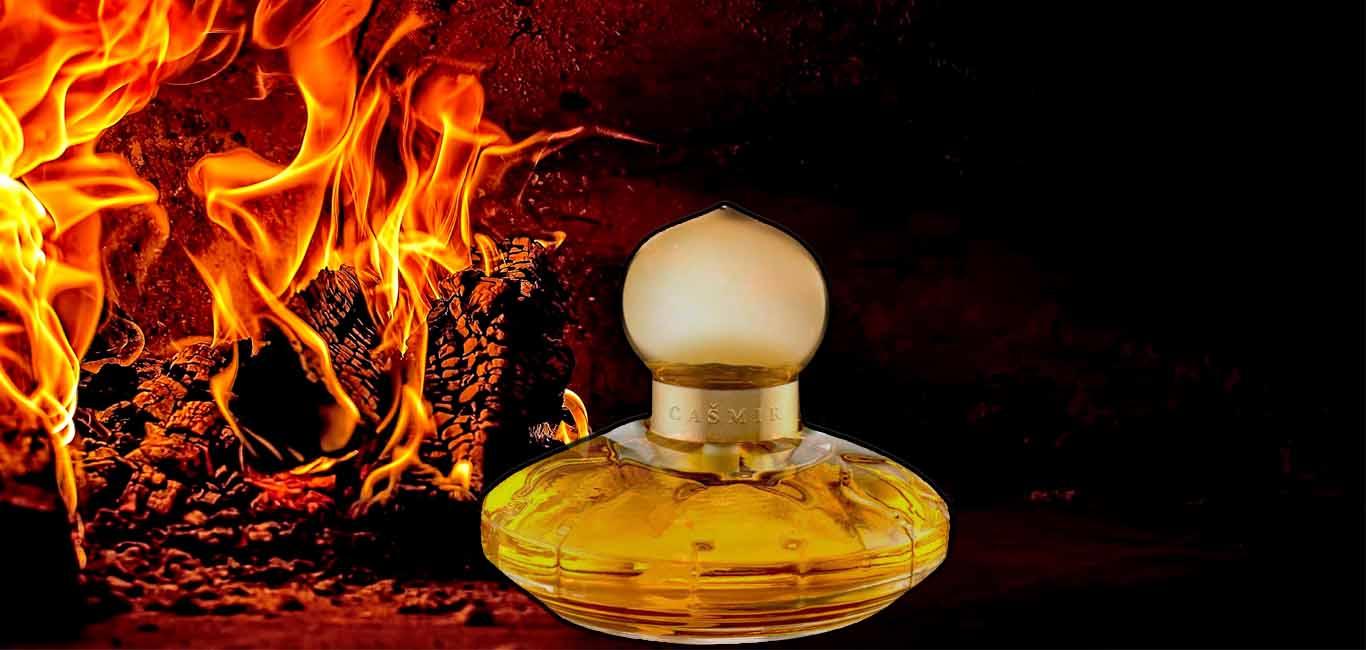 Casmir di Chopard: la fragranza che irradia calore